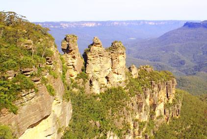 Blue Mountains. If you feel like you wanna get away and just be in awe of ...